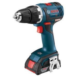Bosch DDS182-02 18-volt Drill Review