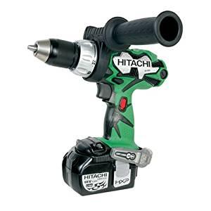 Hitachi 18V Cordless Driver-Drill