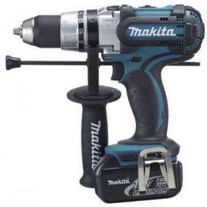 Makita 18Volt LXT Cordless Drill-Driver Kit