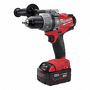 Milwaukee M18 Fuel Hammer-Drill Review