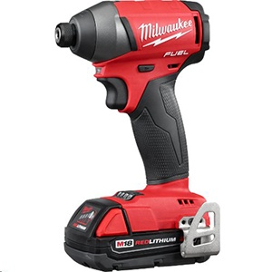 Milwaukee 2753-20 M18 Fuel 1/4 Hex Impact Driver review