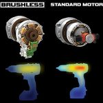 Standard motor vs brushless motor comparison