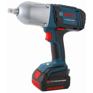 Bosch cordless impact wrench reviews