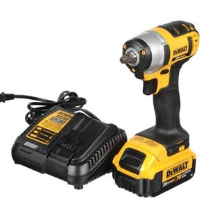 Dewalt's cordless 3/8 impact wrench is perfect for the hobbiest mechanic