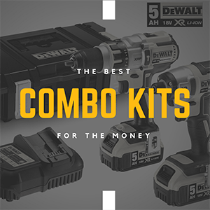 Top rated cordless drill combo kits