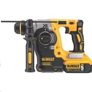 Dewalt 20v cordless rotary hammer drill review Cordless Drill Zone