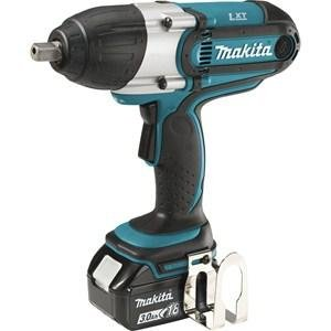 Makita's 18v Lxt model would make any automotive work a breaze
