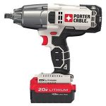 PORTER-CABLE 1/2″ Cordless Impact Wrench Review