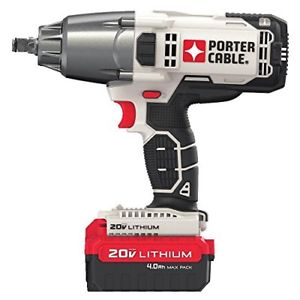 Porter Cable Cordless Impact Wrench