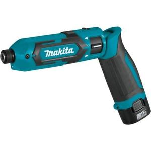 Makita cordless screwdriver review