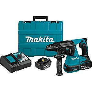 Makita 18v Rotary Hammer Drill Packs An Impressive Punch And Is Very Affordable For The Value