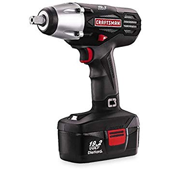 Craftsman C3 ½ Heavy Duty Impact Wrench Kit Review