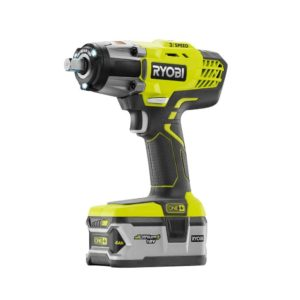 Ryobi P1833 Impact wrench review